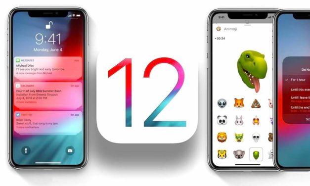 Tot ce trebuie să știți despre iOS 12