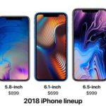 Apple planuieste 3 noi modele iPhone in 2018