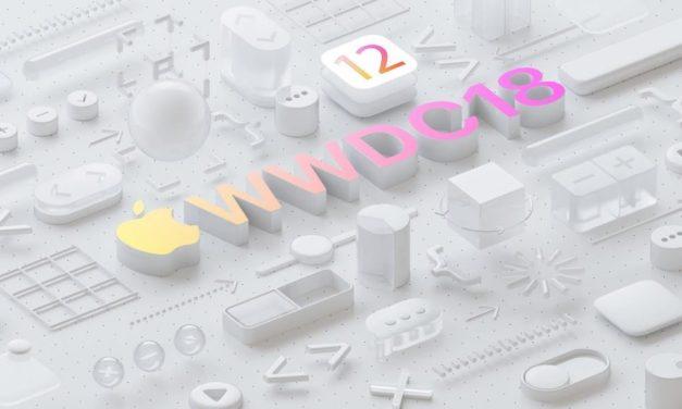 Apple WWDC 2018: toate știrile de la prezentarea de astăzi
