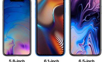 Apple planuieste 3 noi modele iPhone in 2018